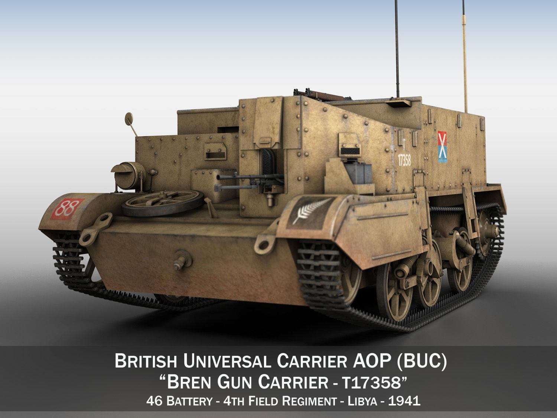 Bren Gun Carrier - BUC - T17358