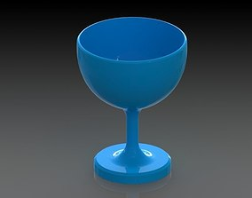 Glass Cup 3D printable model