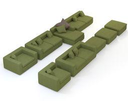 Bonaldo land 3D model