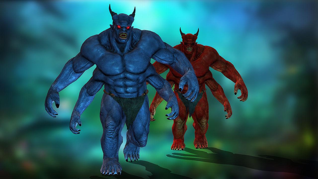 Boss Demon
