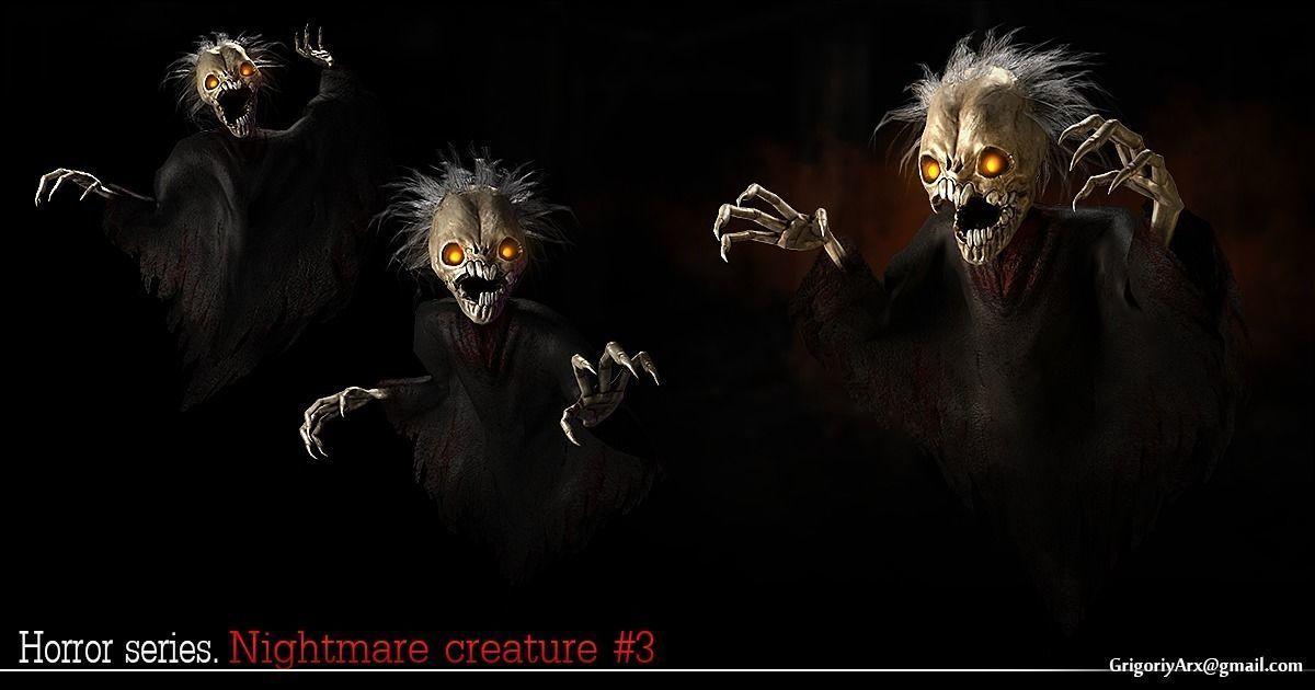 Nightmare Creature 3