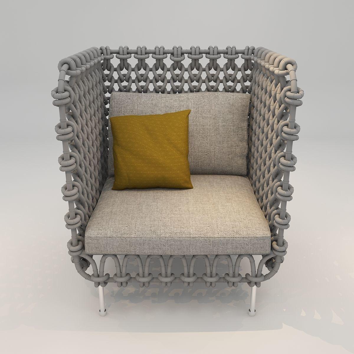 Lounge Sofa 001