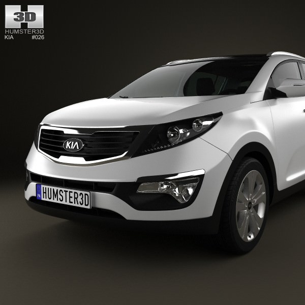 3d kia sportage 2011 with hq interior cgtrader kia sportage 2011 with hq interior 3d model max obj 3ds fbx c4d lwo lw lws sciox Gallery
