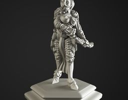 archer of the high elves 3D printable model