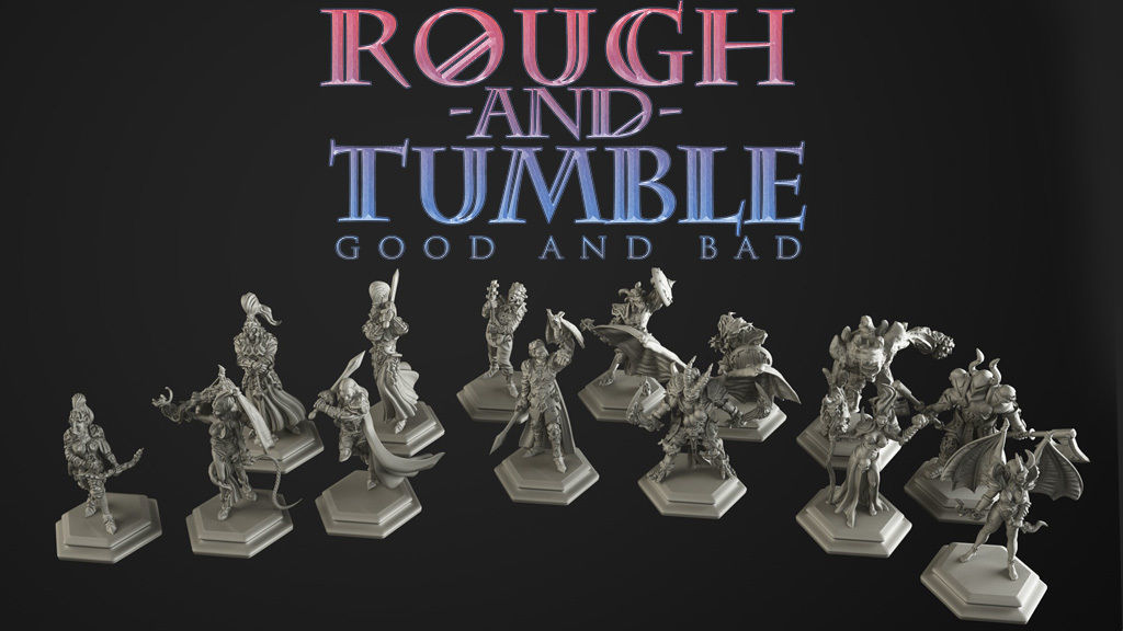 rough and tumble 3 bundle