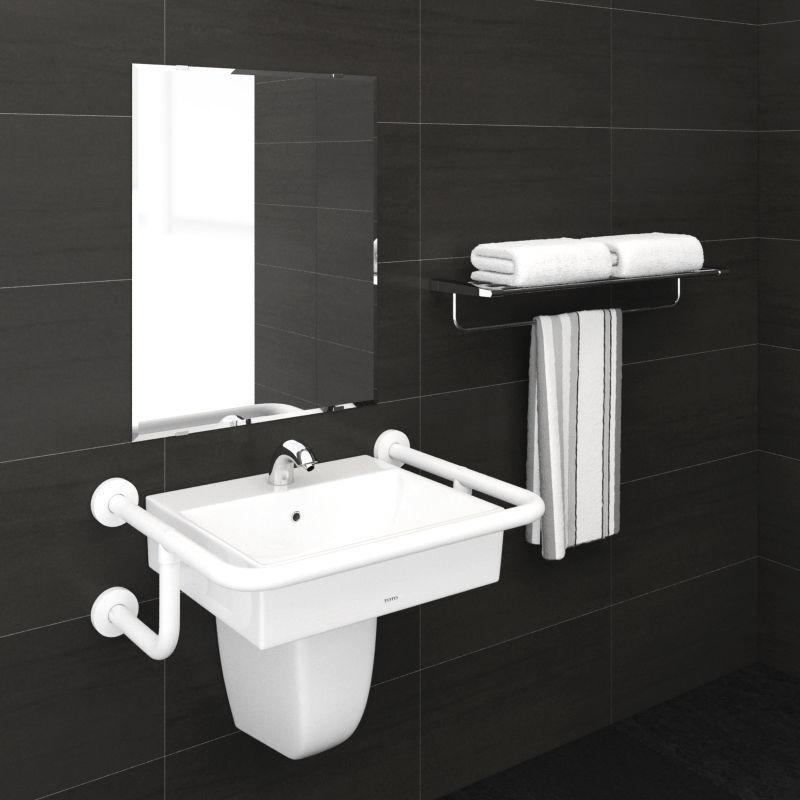 toto Wash basin L710CGUR 3D   CGTrader