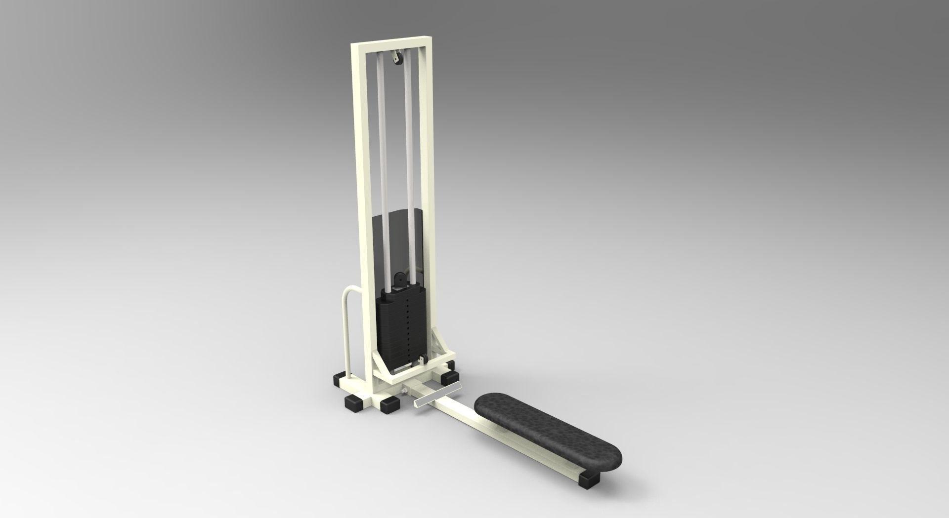 cable row machine for sale