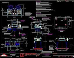 REMCO VSI 500Vertical Impact Crusher 3D