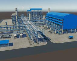 3D asset Refinery