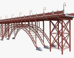 3D Steel bridge