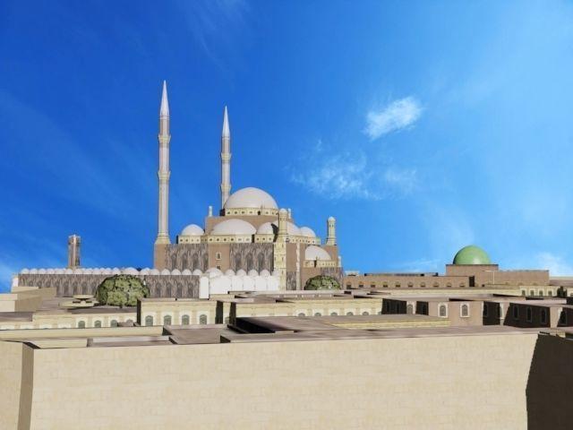 Mosque of Muhammad Ali