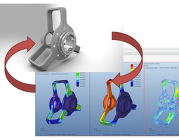 tutorial how to use creo simulate lite in ptc creo  3d model