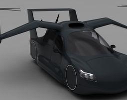 tf-x ng animated 3d model