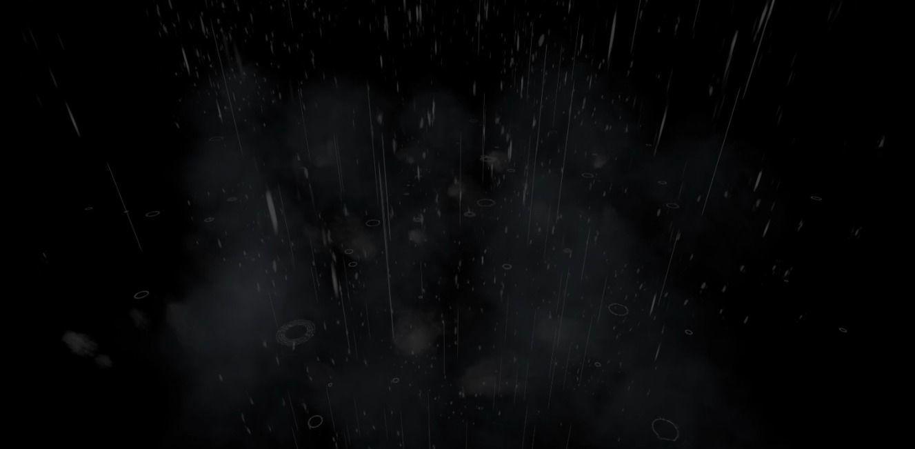 VFX Rain Particles | 3D model