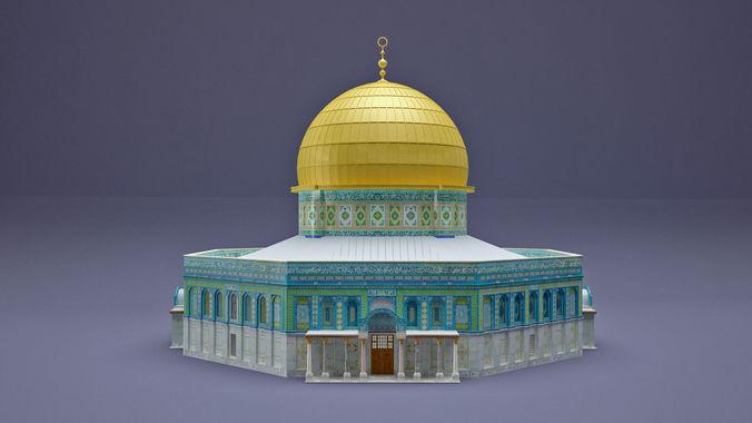 Al-Aqsa Mosque The Dome of the Rock