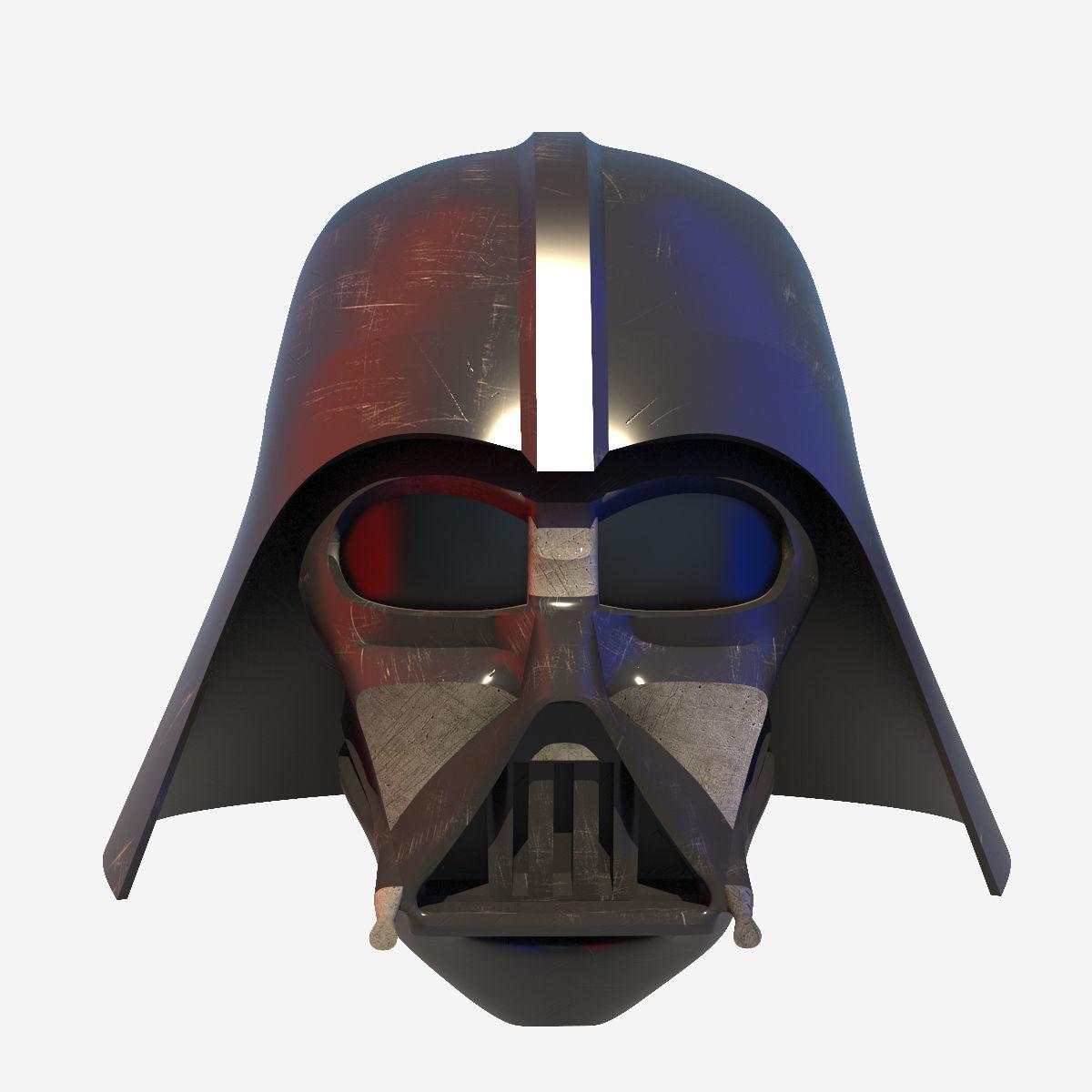 Darth Vader Helmet 3ds Max American Bathtub Refinishers