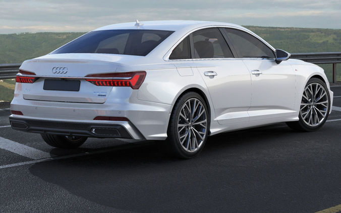 Luxury 3d Model Audi A6 2019 S Line Cgtrader
