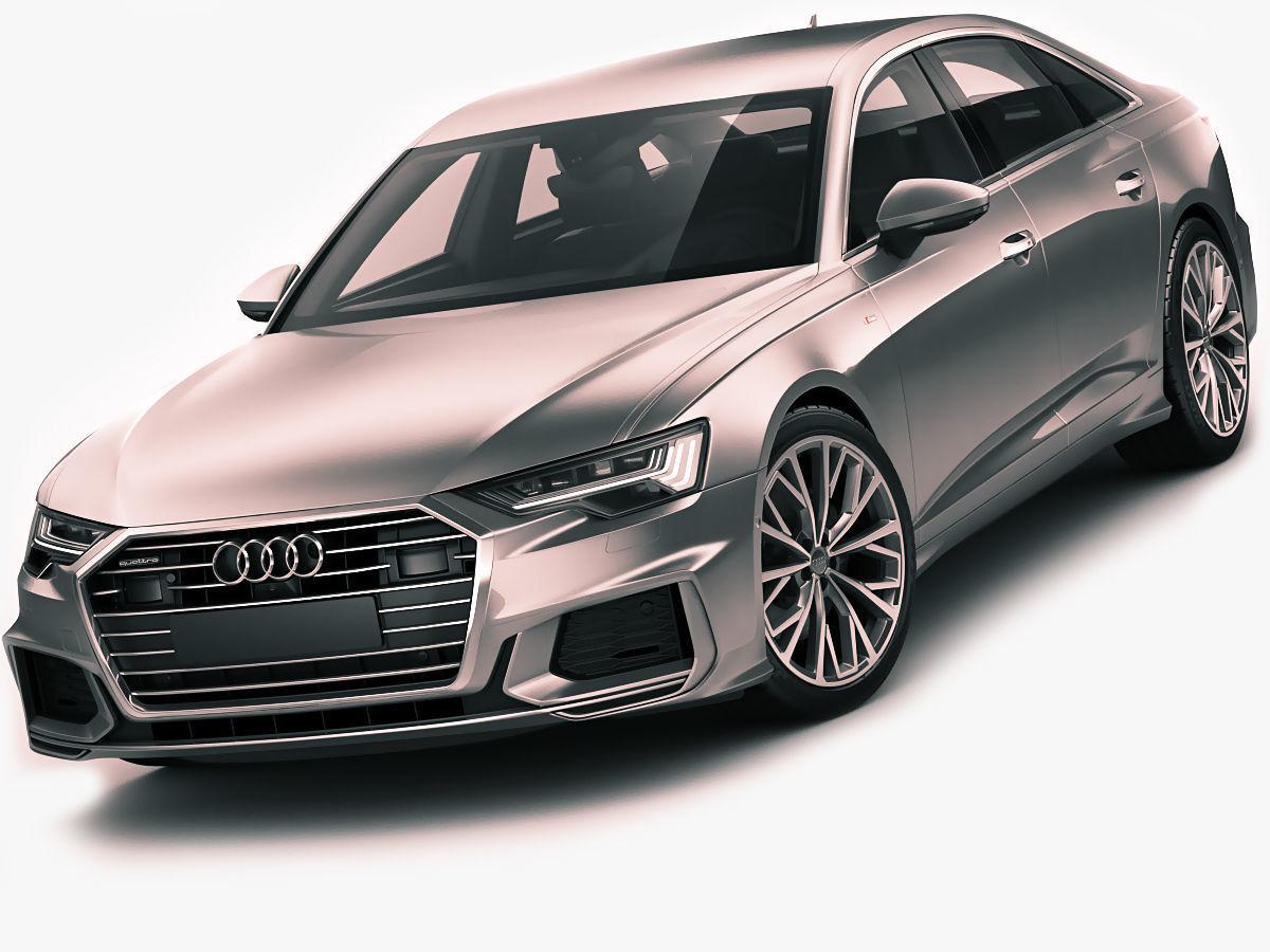 Audi A6 2019 s-line