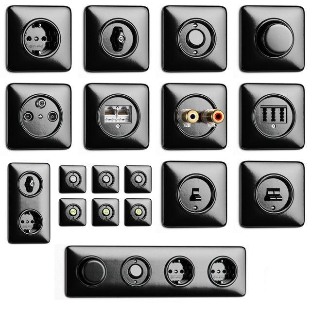 THPG Bakelite Switch System