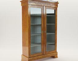artium 3D Classicistic vitrine - Austria around 1800