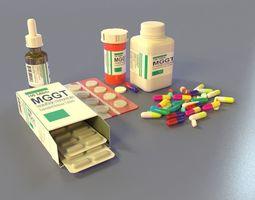 Complete Medicine 3D model
