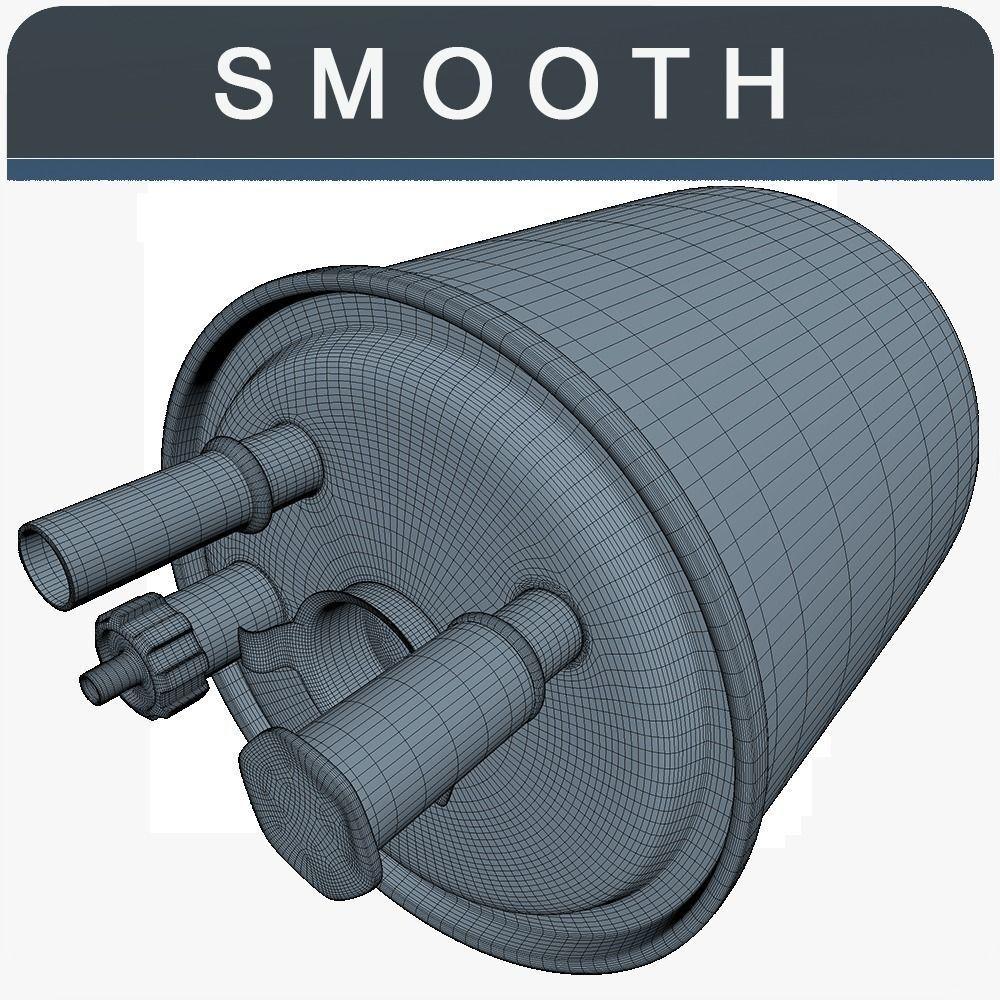 3d Asset Vr Ar Ready Fuel Filter Low Sm Cgtrader Arnold Filters Model Poly Obj Mtl Fbx Ma Mb 4