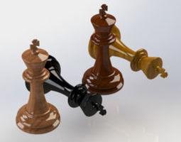 3D printable model Chess King
