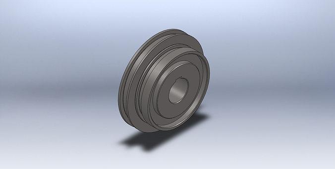 piston 3d model sldprt sldasm slddrw 1