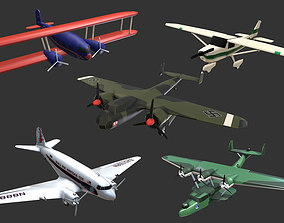 Aircrafts Collection3 3D model