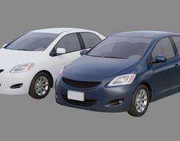 Generic Car 1B 3D model