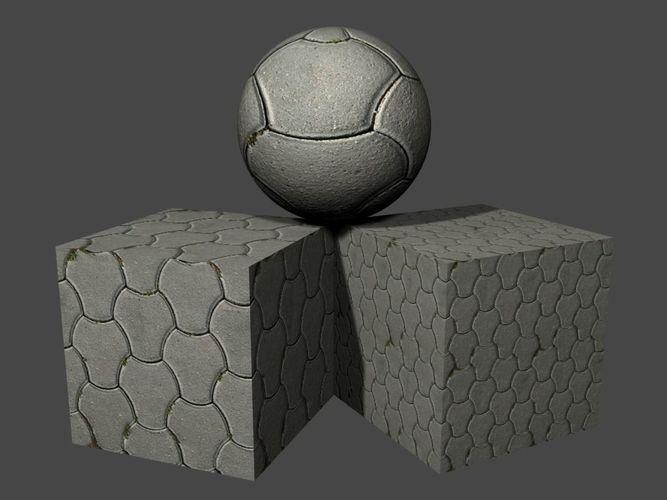 Floor Tiles Texture Pack 1 3d Model Cgtrader