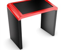 Cras Air 7 Multitouch Table 3D