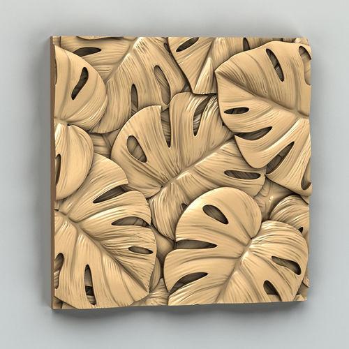 wall panel 006 3d model max obj fbx stl 1