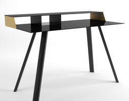 Jahnke Schreibtisch Smart Work 3D model