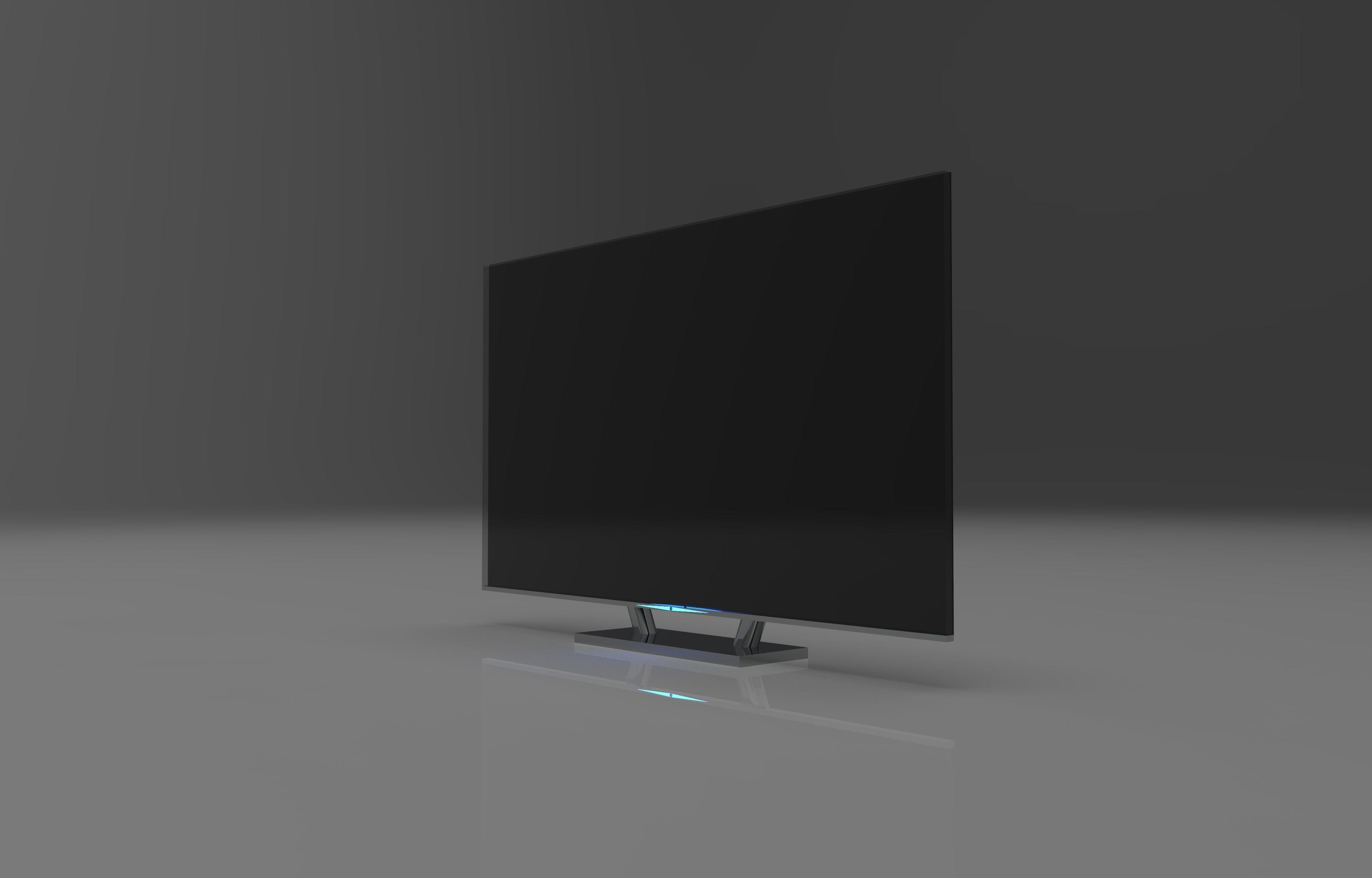 Next Gen 16k TV   3D model