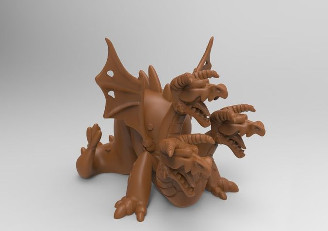 3d printed dragons art design creativity and innovation go hand in