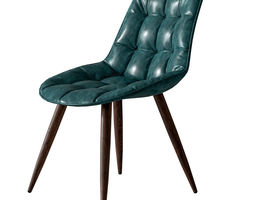 3D model Rudolf chair by Castle Line