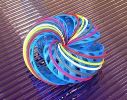 3d printable model my triply with loop