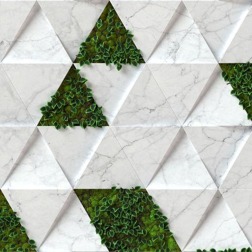 Seamless Wall Panel Texture