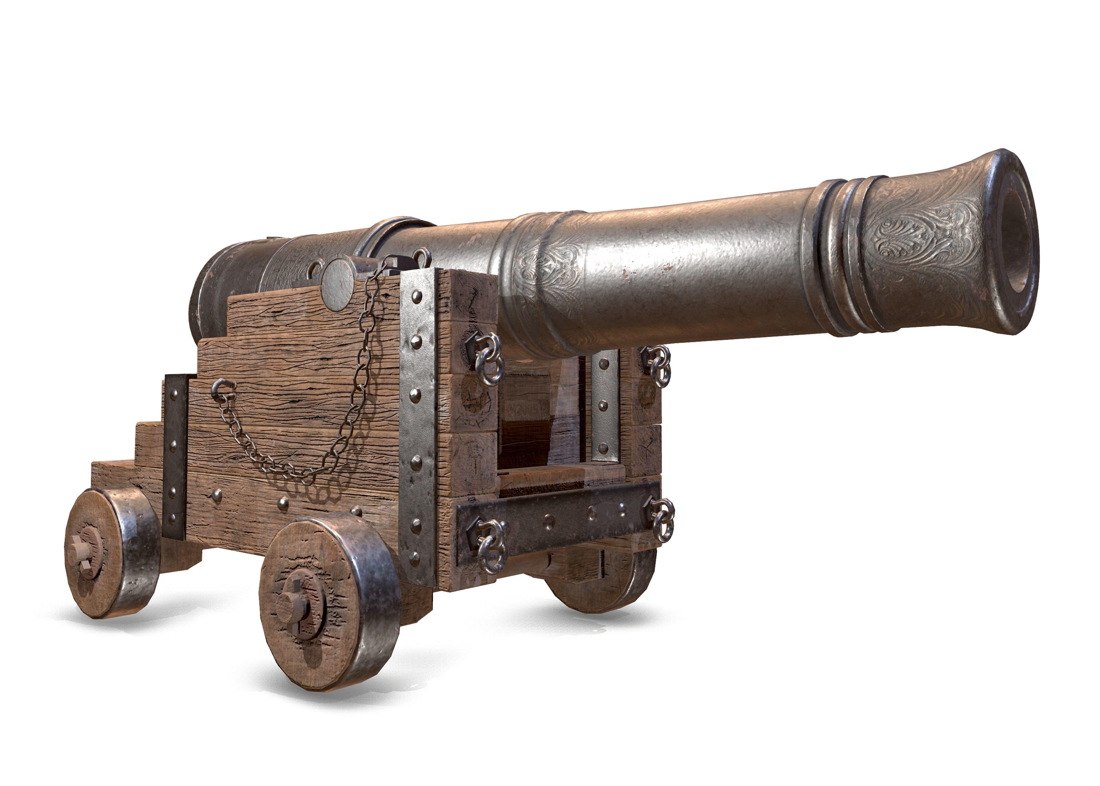 PBR  War Cannon