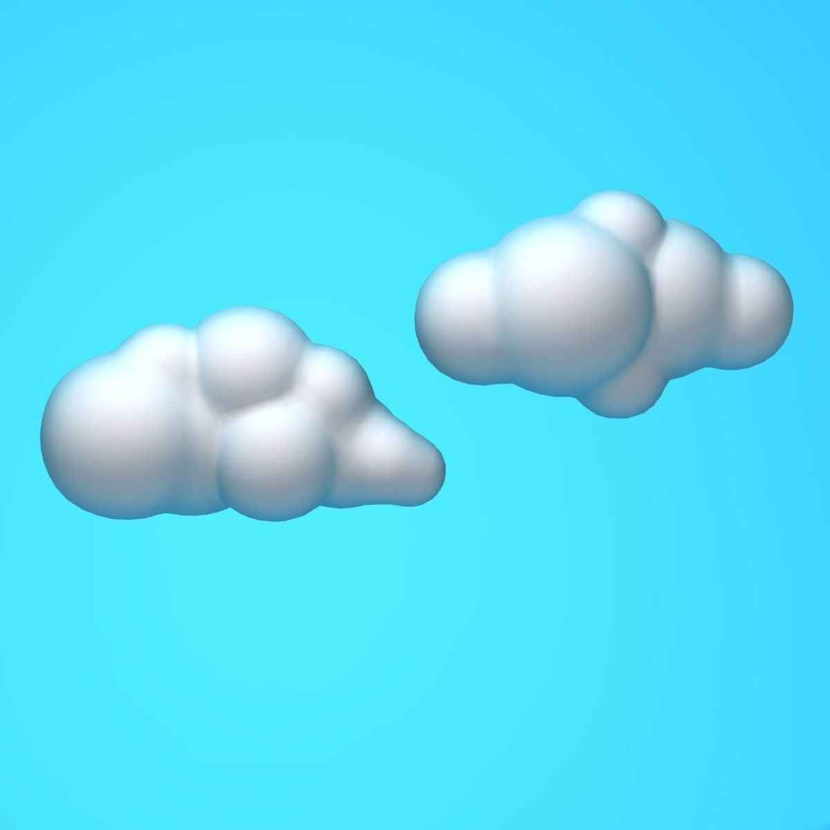 Other Cartoon Clouds 3d Model Cgtrader The best selection of royalty free cloud cartoon vector art, graphics and stock illustrations. cartoon clouds 3d model