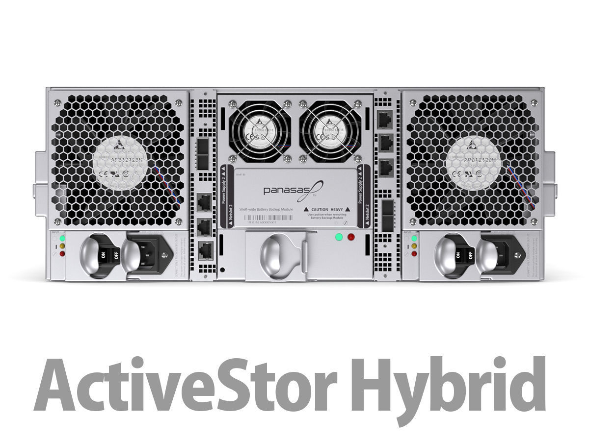 Server ActiveStor Hybrid 100