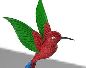 other colibri humming bird 3D print model