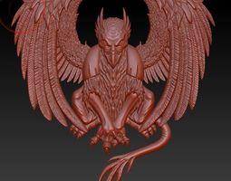 Griffin CNC 3D print model