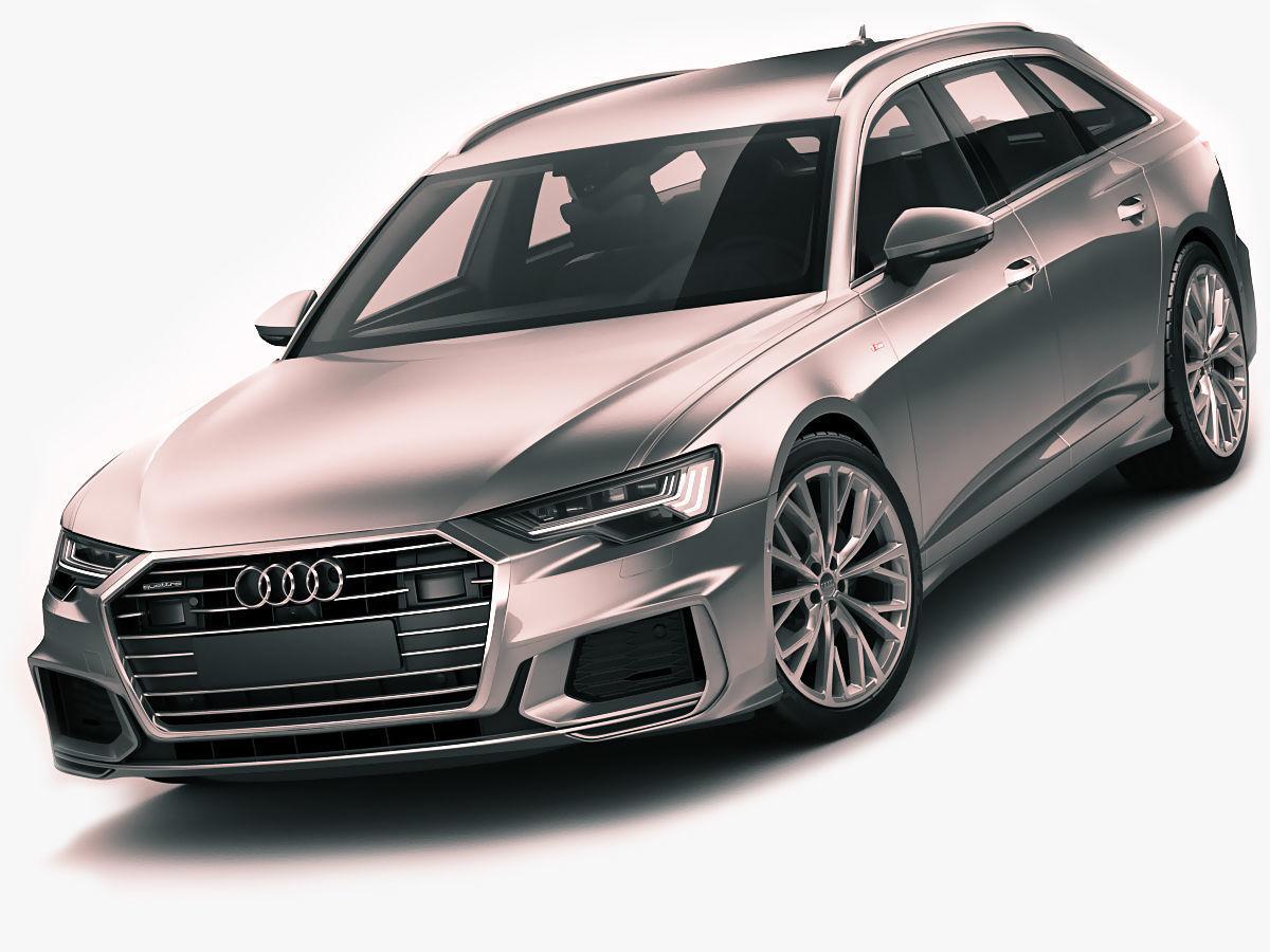 Audi A6 Avant 2019 s-line
