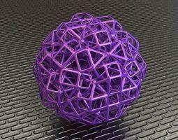 bro woven octotoad 3d printable model