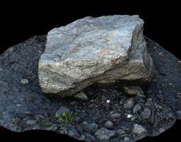 various Stone 3D