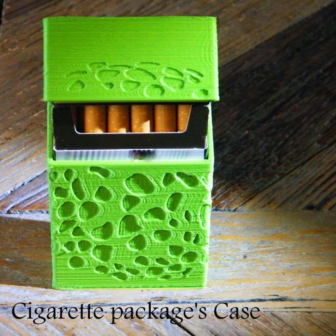 CIGARETTE PACKAGE CASE