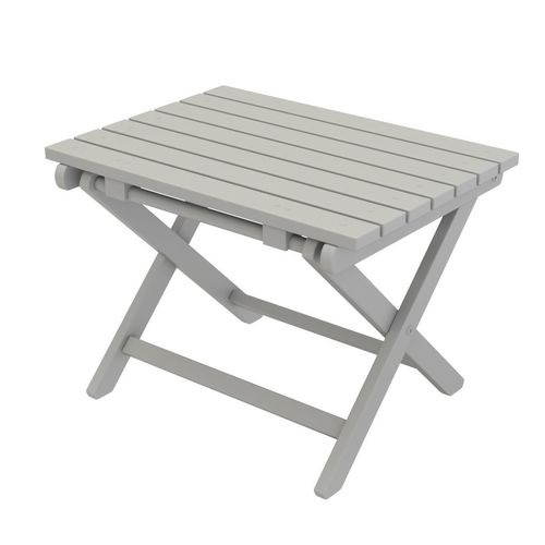 Deck Chair With Side Table 3d Model Obj Fbx Blend 20