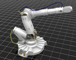 Industrial Bionic Arm bionichand 3D print model